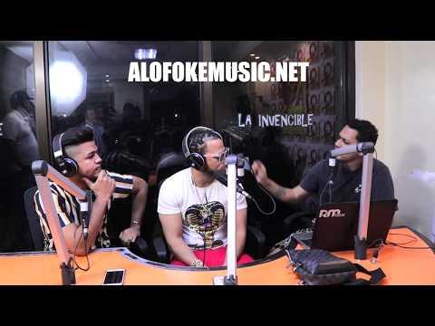 EXCLUSIVA!!! Histórica entrevista a El Alfa previo a su concierto en el palacio de los deportes!!!