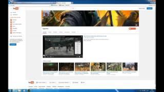 Windows 10 navigateurs internet  bloqué en 1080p