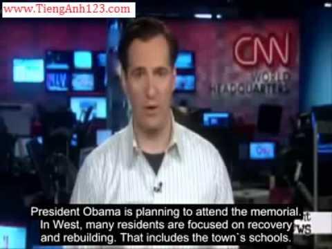 CNN Student News -Học tiếng Anh qua CNN - Học qua clip-Engsub