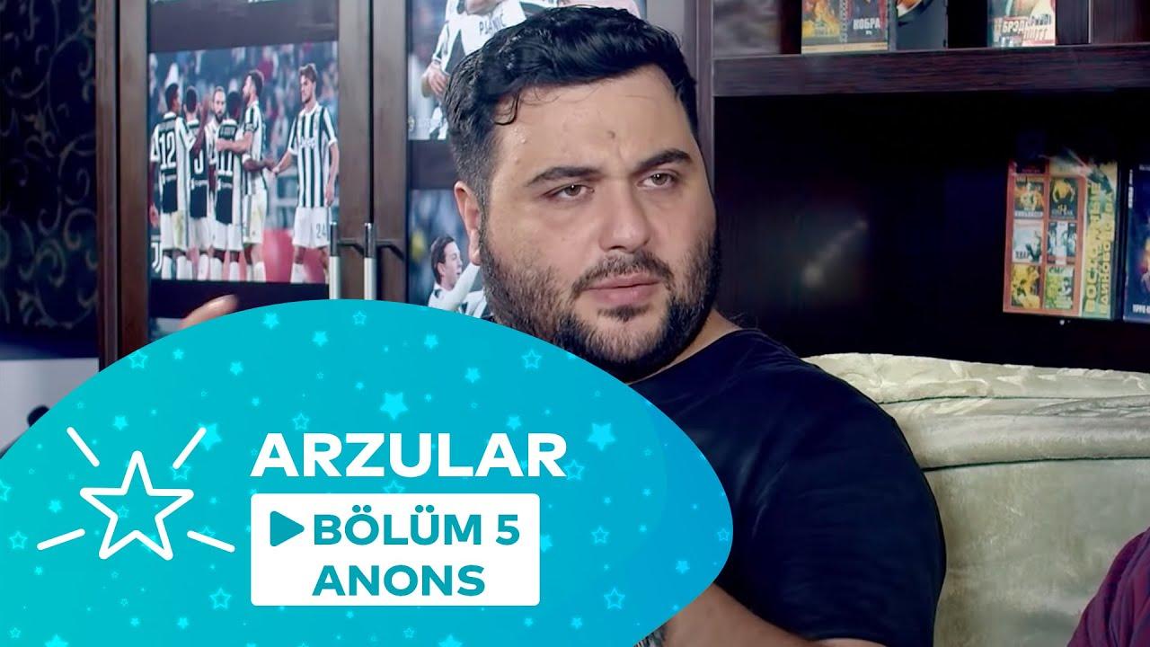Arzular (5-ci seriya) ANONS