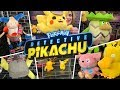 Pokemon Detective Pikachu Toys