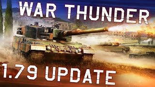 War Thunder: update 1.79 'Project-X'
