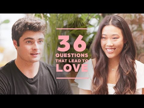 Can 2 Strangers Fall in Love with 36 Questions? Joey + Amy