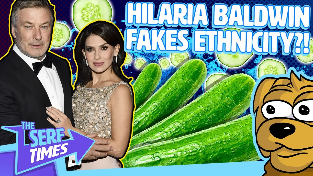 Download Just how far can someone take Cultural Appropriation? (Hilaria Baldwin fakes Spanish heritage!)
