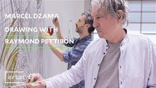 "Marcel Dzama: Drawing with Raymond Pettibon   Art21 ""Extended Play"""