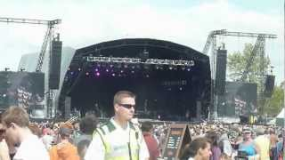 "Joan Armatrading - ""Drop The Pilot"" - Hop Farm Festival, Kent, 30th June 2012"