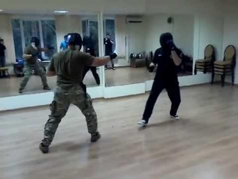 Школа русского ножевого боя в гостях у Толпара (Домодедово) 03