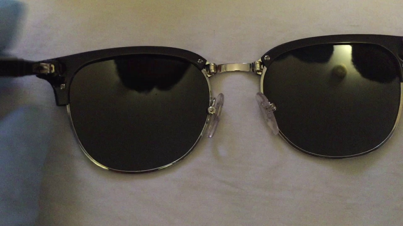 763dc86057f Fake vs Real Persol 3132s Cellor Series - YouTube