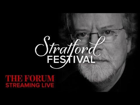 Narnia's Mythic Life | Stratford Festival Forum 2016