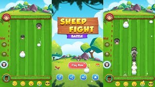 Sheep Fight- Free Android Gameplay