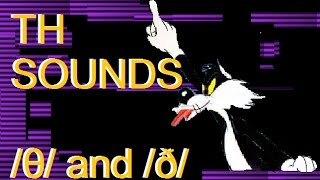 TH SOUNDS /θ/ And /ð/ (activate The Subtitles- Ative As Legendas)