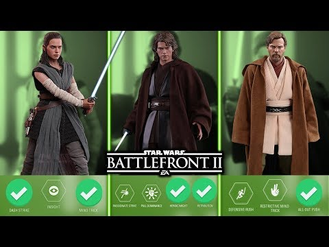 TOP 10 BEST HERO ABILITIES 2019! Star Wars Battlefront 2 thumbnail