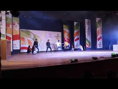 RK UNIVERSITY ,rku galore dance by Ghanshyam