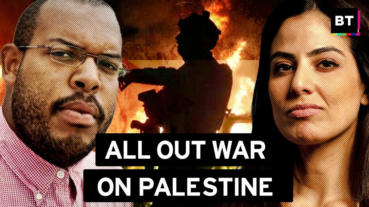 All Out War on Palestine