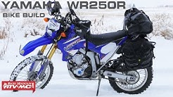 Yamaha WR250R ADV/Dual Sport Bike Build