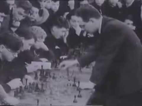 Mikhail Botvinnik, Campeón del mundo
