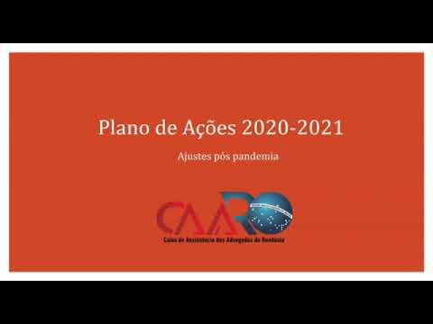 Plano de Gestão 2020-2021