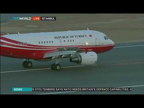 Erdogan's plane to land first at new Istanbul airport