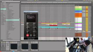 Mixing  & Mastering - Using The Waves SSL Comp
