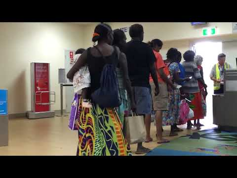 Darwin International Airport  Australia