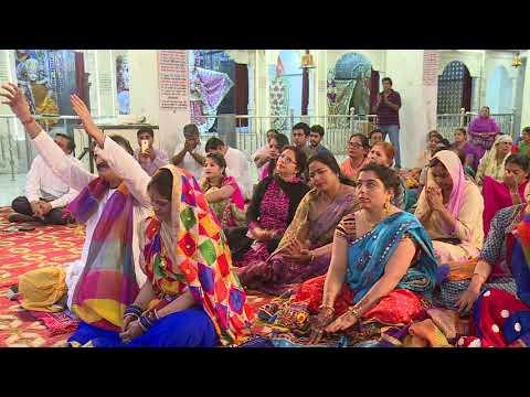 Murlika Ji Bhagwat katha Subhashnagar Delhi 2017 Part 03