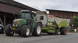 Heu pressen ab Stock *Swiss Farming*