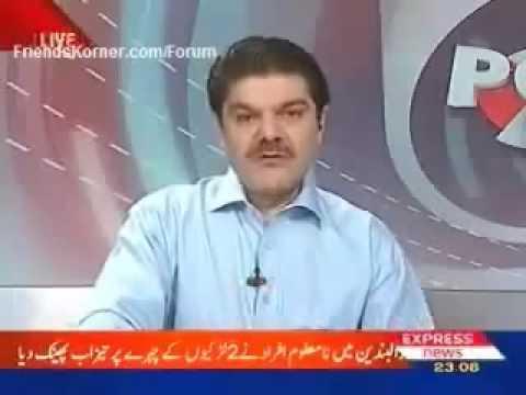 "Drunk Administrator Karachi - (No One Like ""MQM"" Mustafa Kamal)"