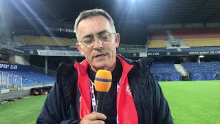 VIDEO: Le débrief de Sersou après MHSC 3-0 TFC