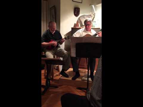 Linc Russin and Gordon Rowland : Laudate Dominum