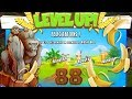 Level up - niveau 88, j'ai la banane ! Hay Day