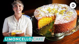 RECIPE: Limoncello Cake from our Honeymoon! 5 years married!