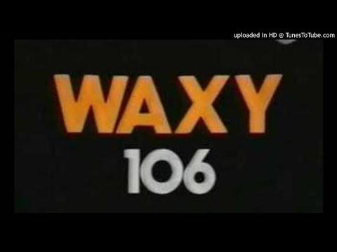 WAXY 106 - Miami - 10/1/82 - Ellen Jaffe