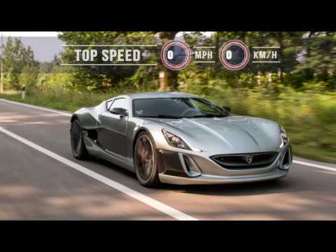 Top 10 Fastest Electric Cars In The World Top Speed