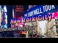New York City Downtown Big Bus Tour