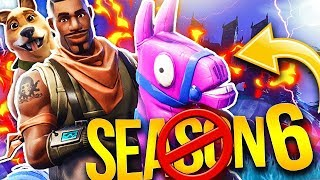 I START SEASON 6 WITH THE NEW EMBARRASSING SKIN! Fortnite Battle Royale