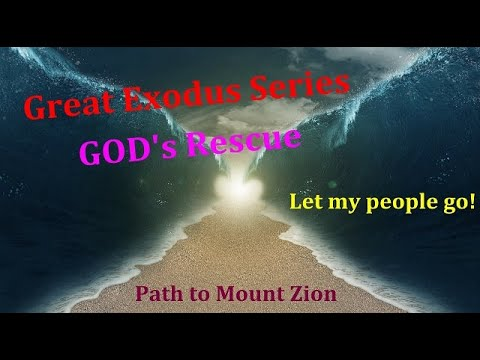 The Great Exodus - You can go with us!