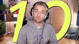 10 ans sur YouTube