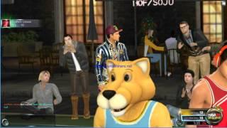 NBA 2k online street ball game (kurtbrylle)