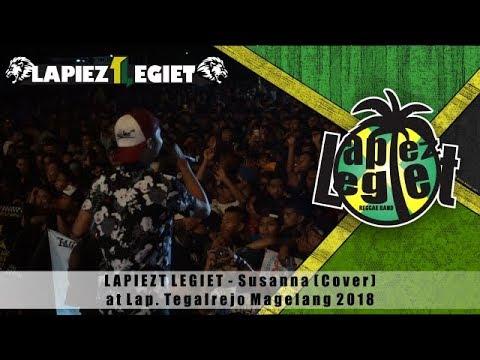 Lapiezt Legiet - Susanna ( cover ) at Lap. Tegalrejo Magelang