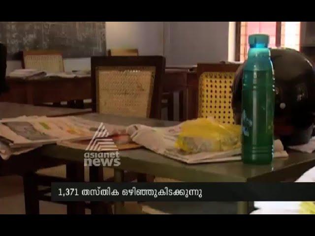 Shortage of 1371 Teachers posts in Kerala Higher secondary School