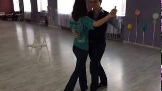 Репетиция танца-сюрприза.