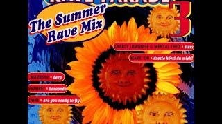 Rave Parade The Summer Rave Mix  mixed by Charly Lownoise & Mental Theo
