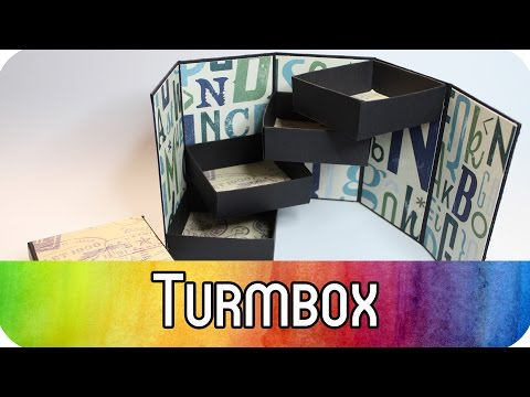 diy-tutorial:-#grenzgeniale-aufbewahrungsidee-aus-papier---turmbox-mit-schachteln-|-kreativbunt