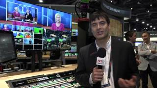 2016 NAB Show: David Ross, CEO at Ross Video
