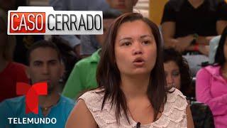 Los Hijos De La Calle 👬👩🏻🚶🏿 | Caso Cerrado | Telemundo