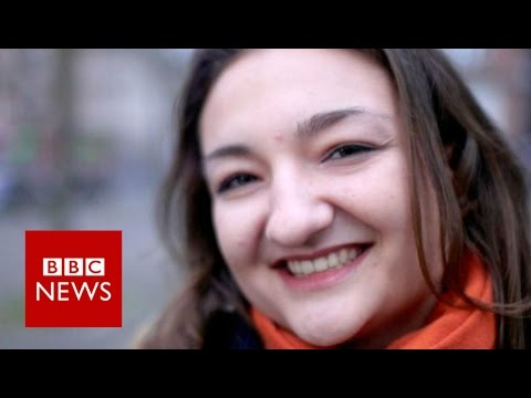 Inside France's Young Far-right - BBC News