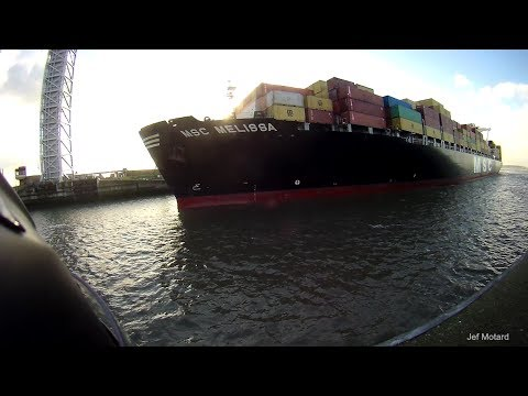 Motovlog 12: Port of Antwerp and Music