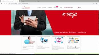 E-imza İle E-Devlet'e Nasıl Giriş Yapılır? E-İMZATR