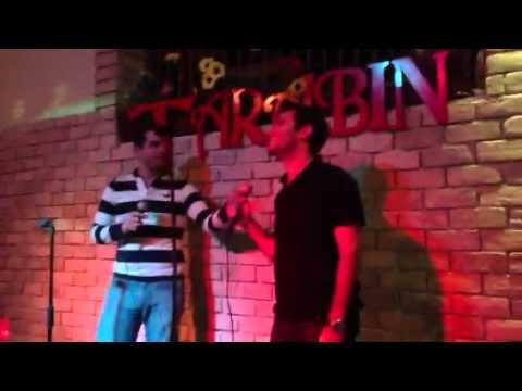 karaoke time - Queen bohemian rhapsody
