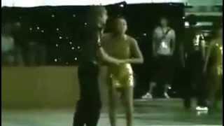 浅田真央&プルシェンコが「Artistry on Ice」で仲良くリハーサル♥